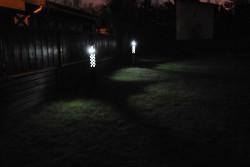 nattbild 1 modul tänd